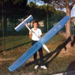 1983 My first RC plane