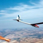 RAID aeromodelling gliders, start from Titano mountain...