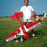 "1995 F4C/S italian region champion ""Trophy V Stormo"", 1st place"