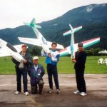 1999 F3A international Austria - Klagenfurt