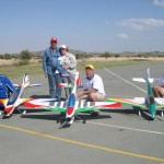 2005 F3A international Cyprus 4th place