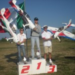 2009 F6A italian championship, 3rd place - Italian Champion, Rimini