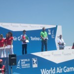 2009 World Air Games F6A Italy - Turin, bronze medal
